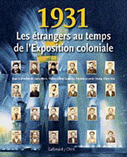 Couverture du catalogue de l'exposition. © Editions Gallimard 2008 / Cité nationale de l'histoire de l'immigration.