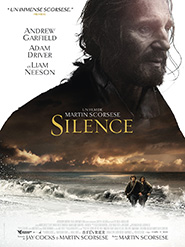 Silence, directed by Martin Scorcese. On the Crossroads of History and Fiction