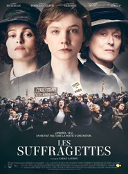 """Les suffragettes"", film de fiction de Sarah Gavron (2015)"